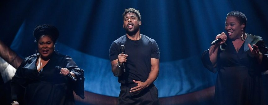 John Lundvik for Sverige